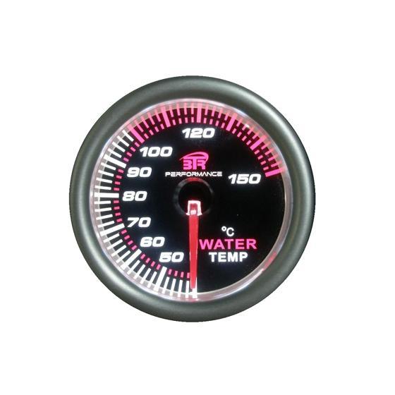 ACT-RELOJ330 Reloj de medición de la temperatura del agua BTR negro