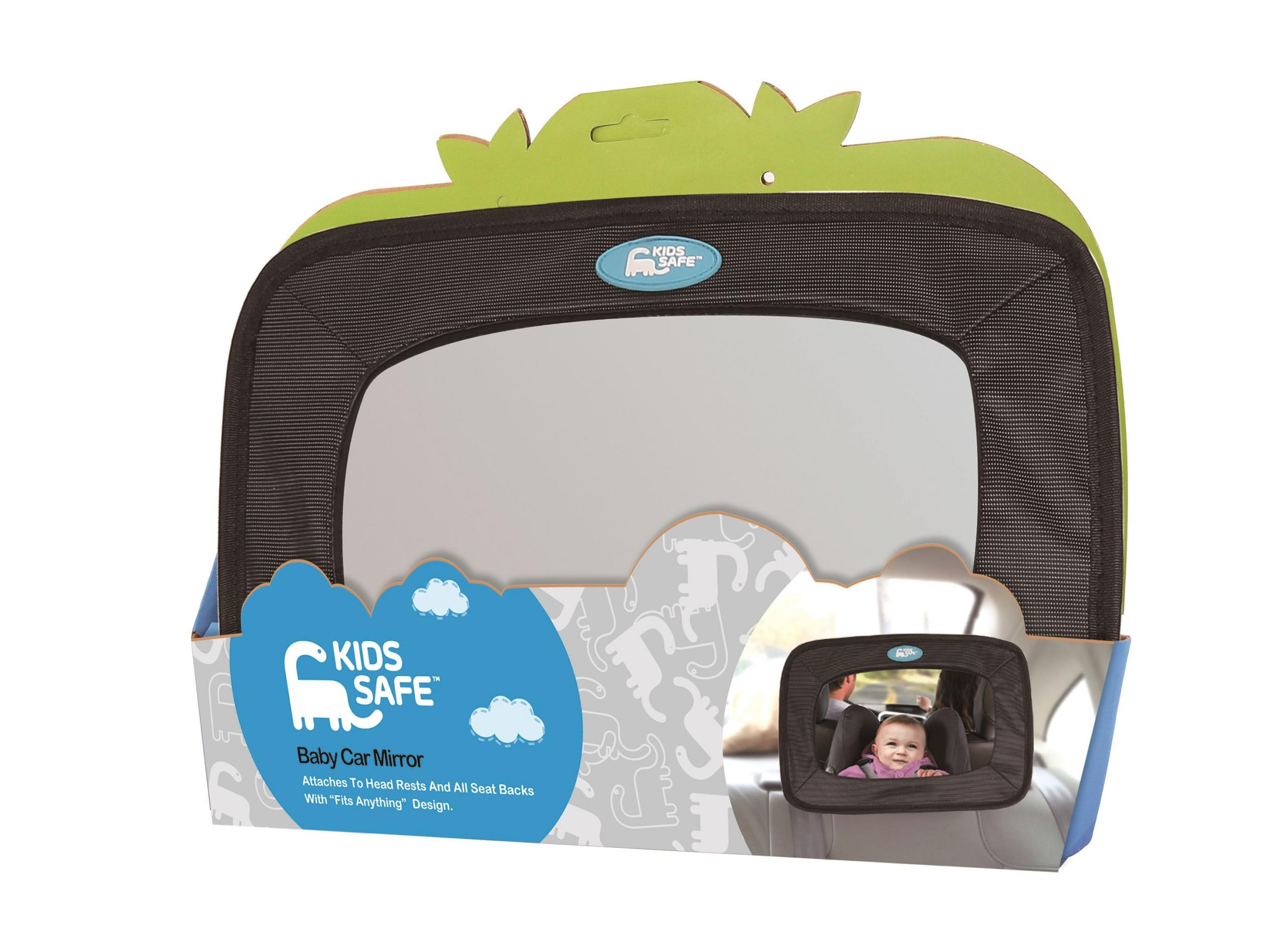 KIDS SAFE KS1300 Espejo de coche para bebé